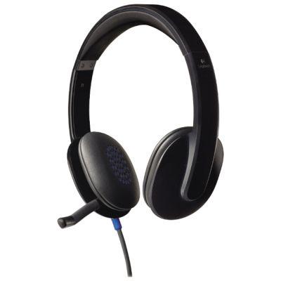 �������� Logitech Headset H540, Stereo, USB 981-000480