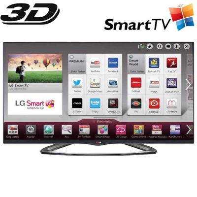 Телевизор LG 55LA660V