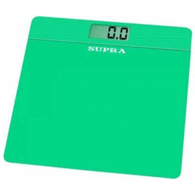 Весы напольные Supra BSS-2020 green