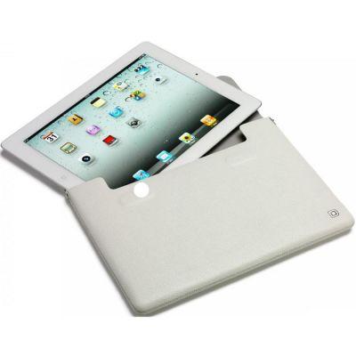 "Чехол Dicota Leather Sleeve для iPad 2/3 (9,7"") D-D30355"