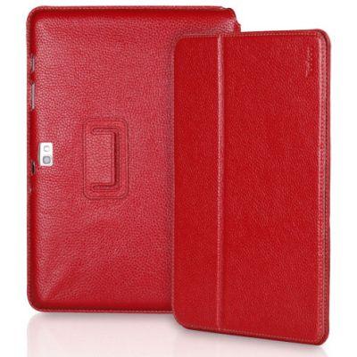 Чехол Yoobao Executive Leather Case for Samsung Galaxy Note N8000 Красный