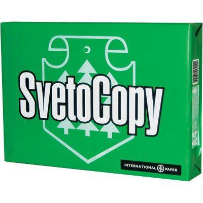��������� �������� SvetoCopy ������ A4, 80�, 500�