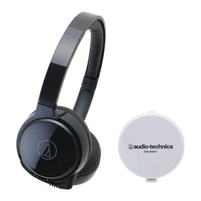 Наушники Audio-Technica ATH-WM77 bk