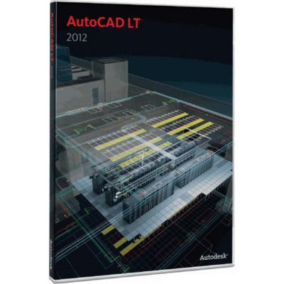 Программное обеспечение Autodesk AutoCAD lt 2012 Commercial New slm 057D1-AG5111-1Q01