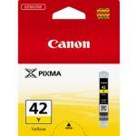 ��������� �������� Canon �������� ���������� Canon CLI-42Y (������) 6387B001