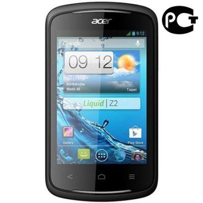 �������� Acer Liquid Z120 Black HM.HBZER.001