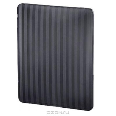 """Чехол Hama Stripes для Apple iPad, 9,7"""" (темно-серый) H-106378"""