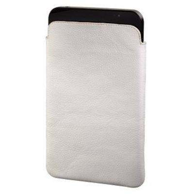 Чехол Hama Lychee для Samsung Galaxy Tab (белый) H-108409