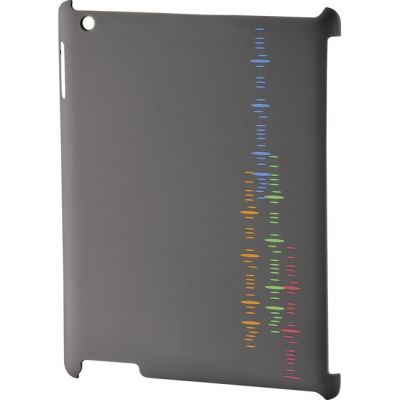 "Чехол Hama Graphic для Apple iPad 2/3/4, 9,7"" (серый) H-107914"