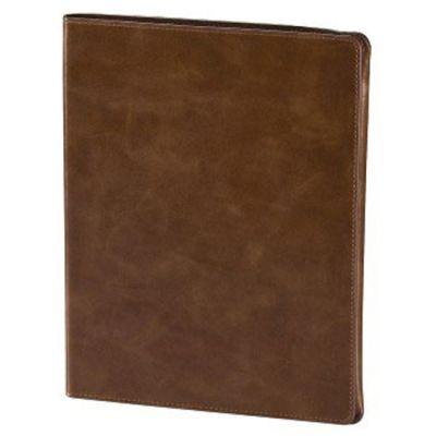 Чехол Hama Alicante для Apple iPad 3/4 (коричневый/красный) H-107892