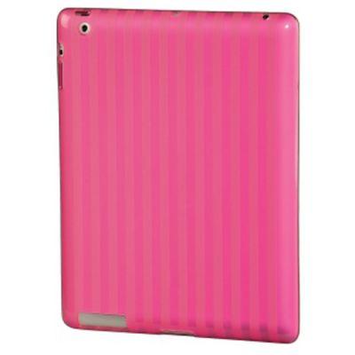 """Чехол Hama Stripes для Apple iPad 2/3/4, 9,7"""" (розовый) H-107877"""