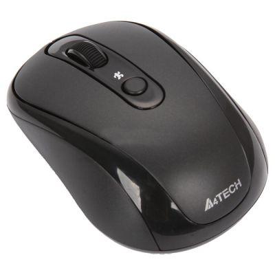 ���� ������������ A4Tech Holeless Black USB G7-250DX-1