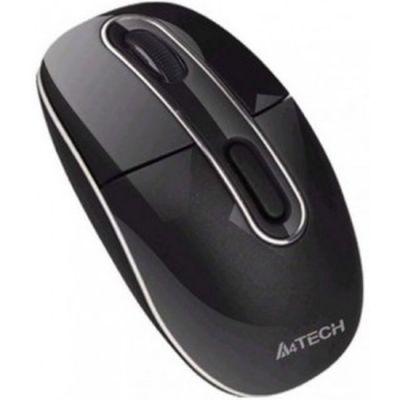 Мышь беспроводная A4Tech Holeless Black USB G7-300D-1