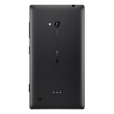 Смартфон Nokia Lumia 720 (черный)