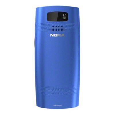 Телефон Nokia X2-02 (синий)