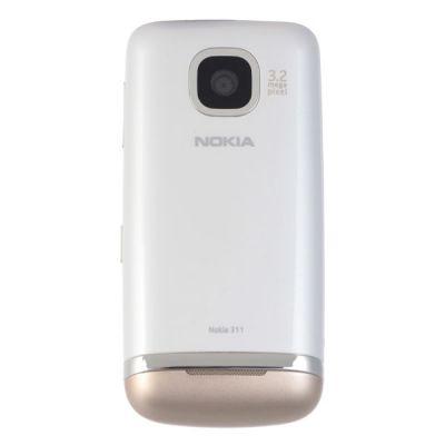 Смартфон Nokia Asha 311 (Sand White)