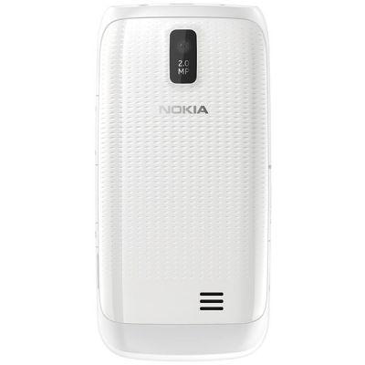 Смартфон Nokia Asha 309 (белый)