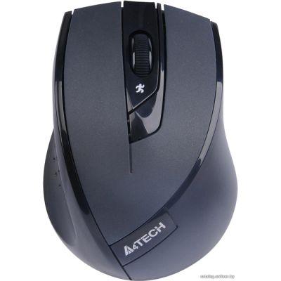 ���� ������������ A4Tech Holeless Black USB G7-600DX-1