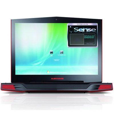 ������� Dell Alienware M17x Red M17x-0957