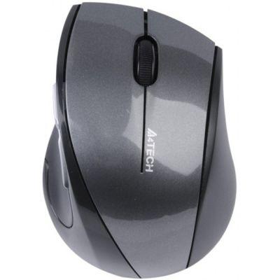 Мышь беспроводная A4Tech Holeless Grey USB G7-750D