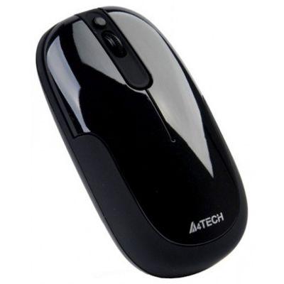 Мышь беспроводная A4Tech Holeless Black USB G9-110H-1