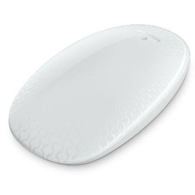 Мышь беспроводная Logitech Touch Mouse T620 Platinum 910-002704