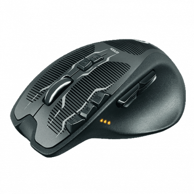 Мышь беспроводная Logitech Wireless Gaming G700S 910-003424