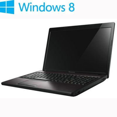 Ноутбук Lenovo IdeaPad G580 Black 59362112 (59-362112)