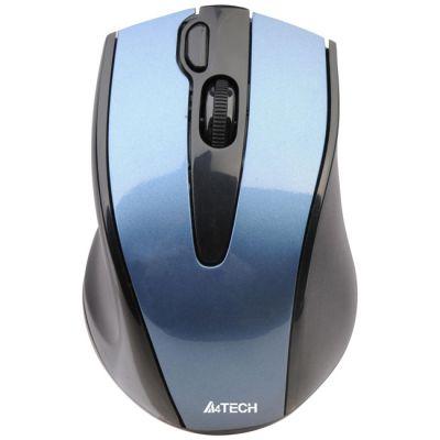 Мышь беспроводная A4Tech V-Track Black USB G9-500F-4