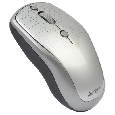 Мышь беспроводная A4Tech GhostEngine Grey USB G9-530HX-1