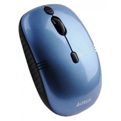 Мышь беспроводная A4Tech V-Track Blue USB G9-551FX-2