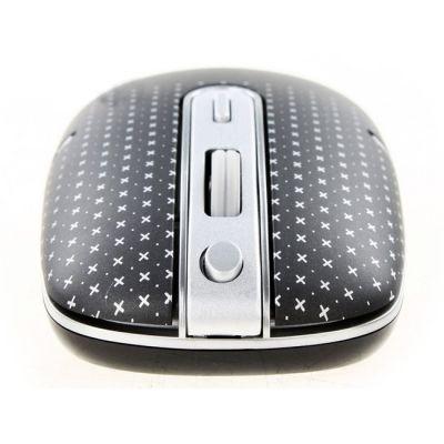 Мышь беспроводная A4Tech Holeless Black USB G9-557HX