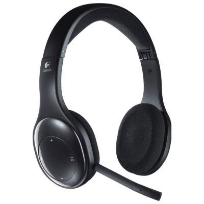 �������� � ���������� Logitech Wireless Headset H800 981-000338