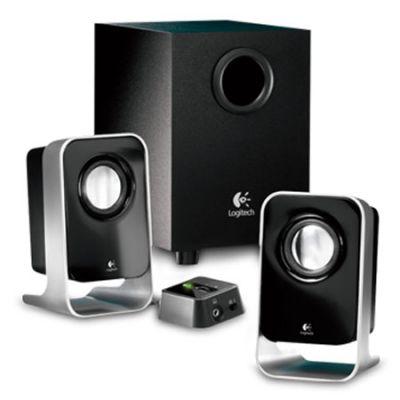 Колонки Logitech LS21 2.1 Speaker System 980-000056