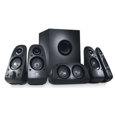 Колонки Logitech Z506 5.1 Speaker System 980-000431