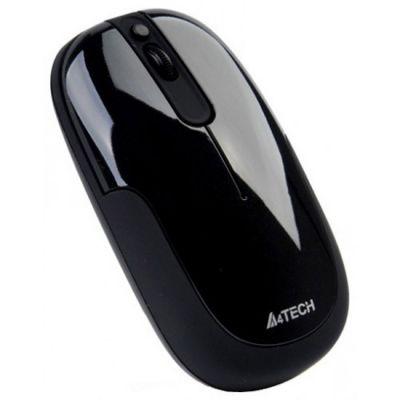 ���� ��������� A4Tech Holeless Black USB D-100-1