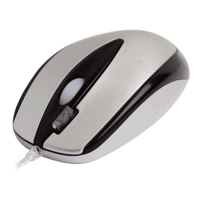 ���� ��������� A4Tech ���������� ������������ Silver USB+PS/2 X5-3D