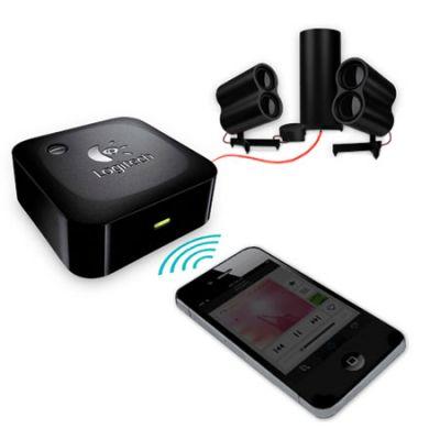 Logitech ������� Wireless Speaker Adapter 980-000560