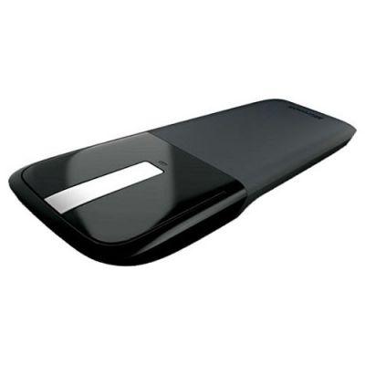 Мышь беспроводная Microsoft Arc Touch Mouse Black USB RVF-00056