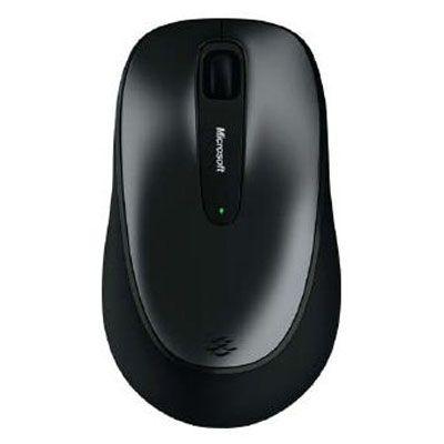 Мышь беспроводная Microsoft Wireless 2000 USB Black 36D-00012
