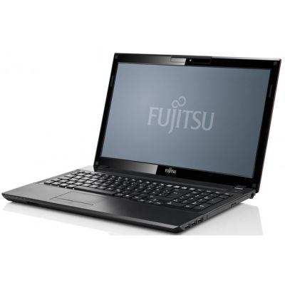 Ноутбук Fujitsu LifeBook AH552/SL Black VFY:AH552M55C2RU
