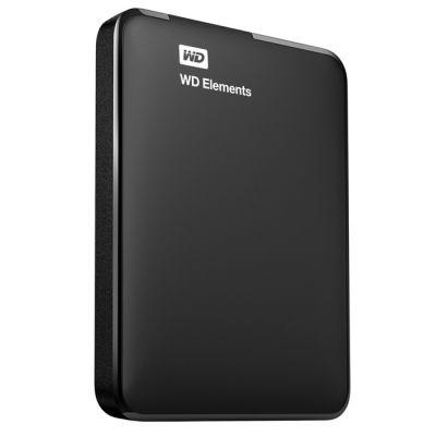 Внешний жесткий диск Western Digital Elements HDD USB3 2000GB WDBU6Y0020BBK-EESN