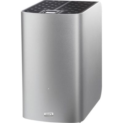 Внешний жесткий диск Western Digital HDD USB 4000GB WDBUSK0040JSL-EESN