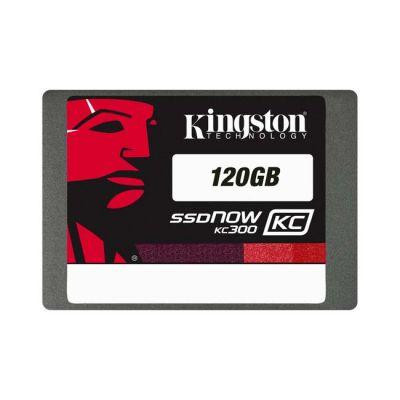 SSD-диск Kingston SSDNow KC300 120GB SKC300S37A/120G