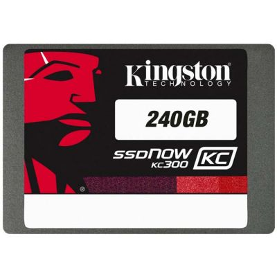 ������������� ���������� Kingston SSDNow KC300 240GB SKC300S37A/240G