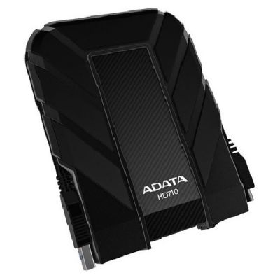 Внешний жесткий диск ADATA DashDrive HD710 Black 500GB AHD710-500GU3-CBK