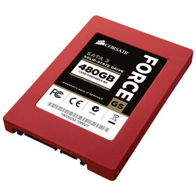 ������������� ���������� Corsair Storage Solutions 480GB CSSD-F480GBGS-BK