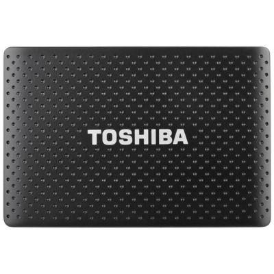 Жесткий диск Toshiba Stor.E Partner 1Tb 2,5'' Black PA4282E-1HJO