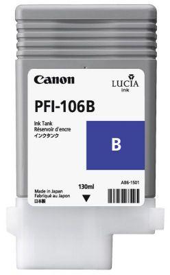Картридж Canon PFI-106B Blue/Синий (6629B001)