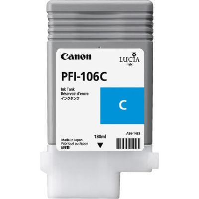 ��������� �������� Canon PFI-106C Cyan 6622B001